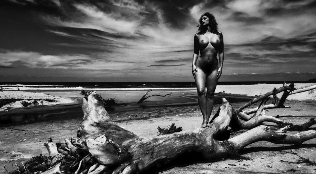 © 2018 Zoe Wiseman - Model: Carlotta Champagne